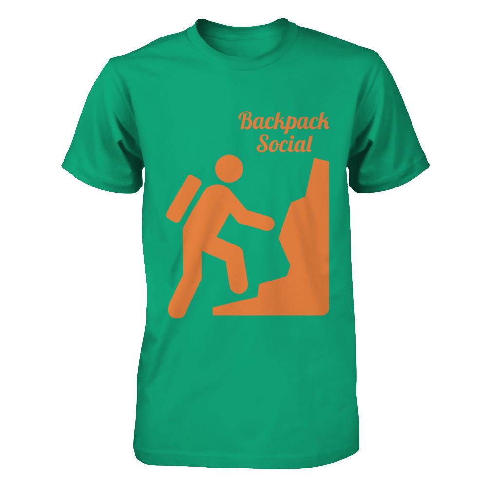 Worldly Traveler- Men's T-shirt