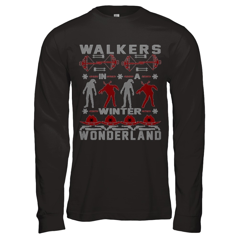 Walking Dead Ugly Christmas Sweater | Represent