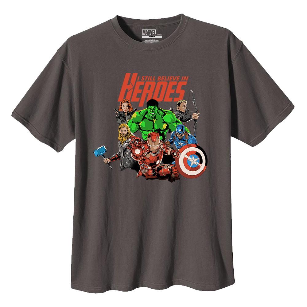 Mark Ruffalo Avengers 'Heroes' Charity Tee