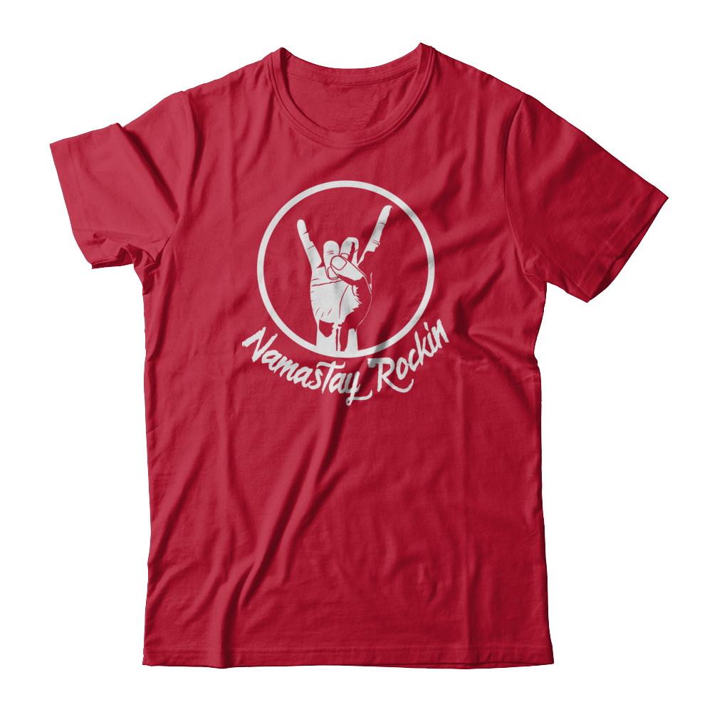 Zen Rockstar - Namastay Rockin' Shirt