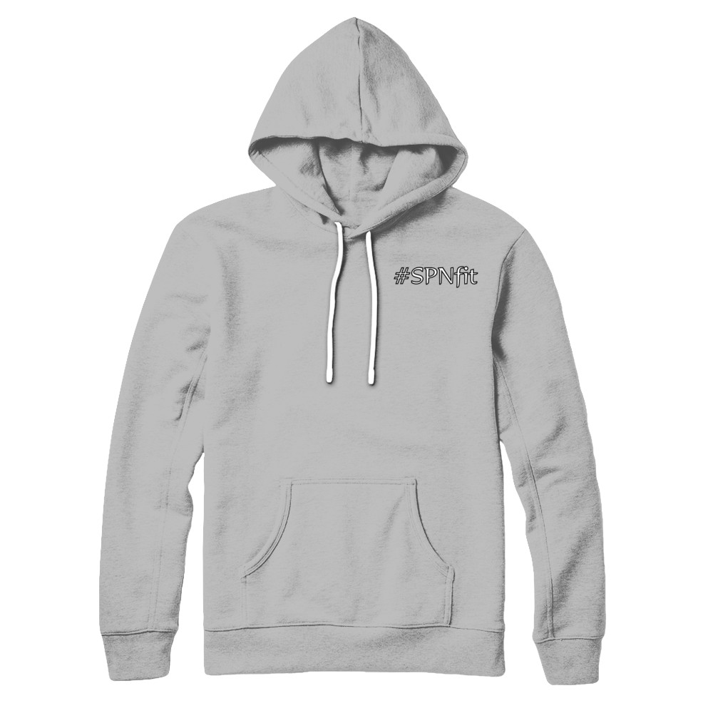 #SPNfit Zip Hoodie
