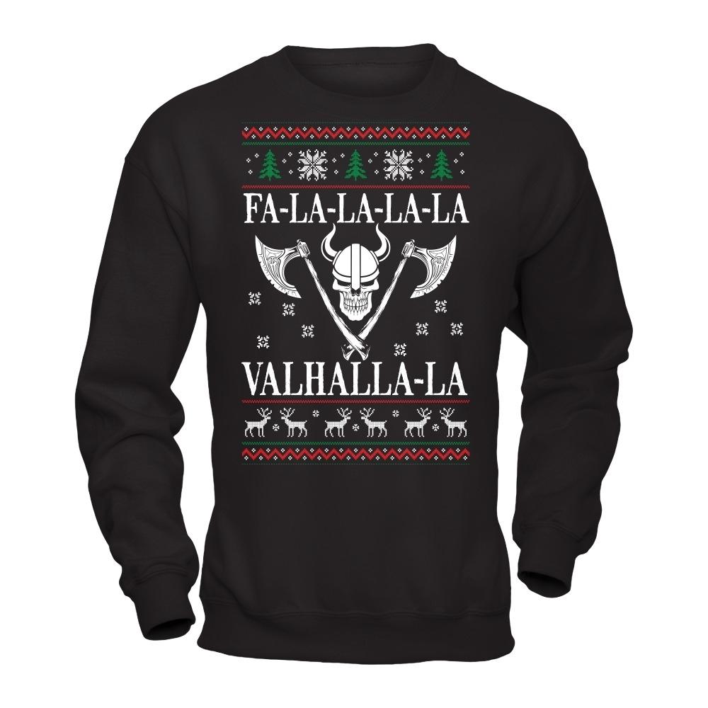 VALHALLA-LA CHRISTMAS SWEATER | Represent
