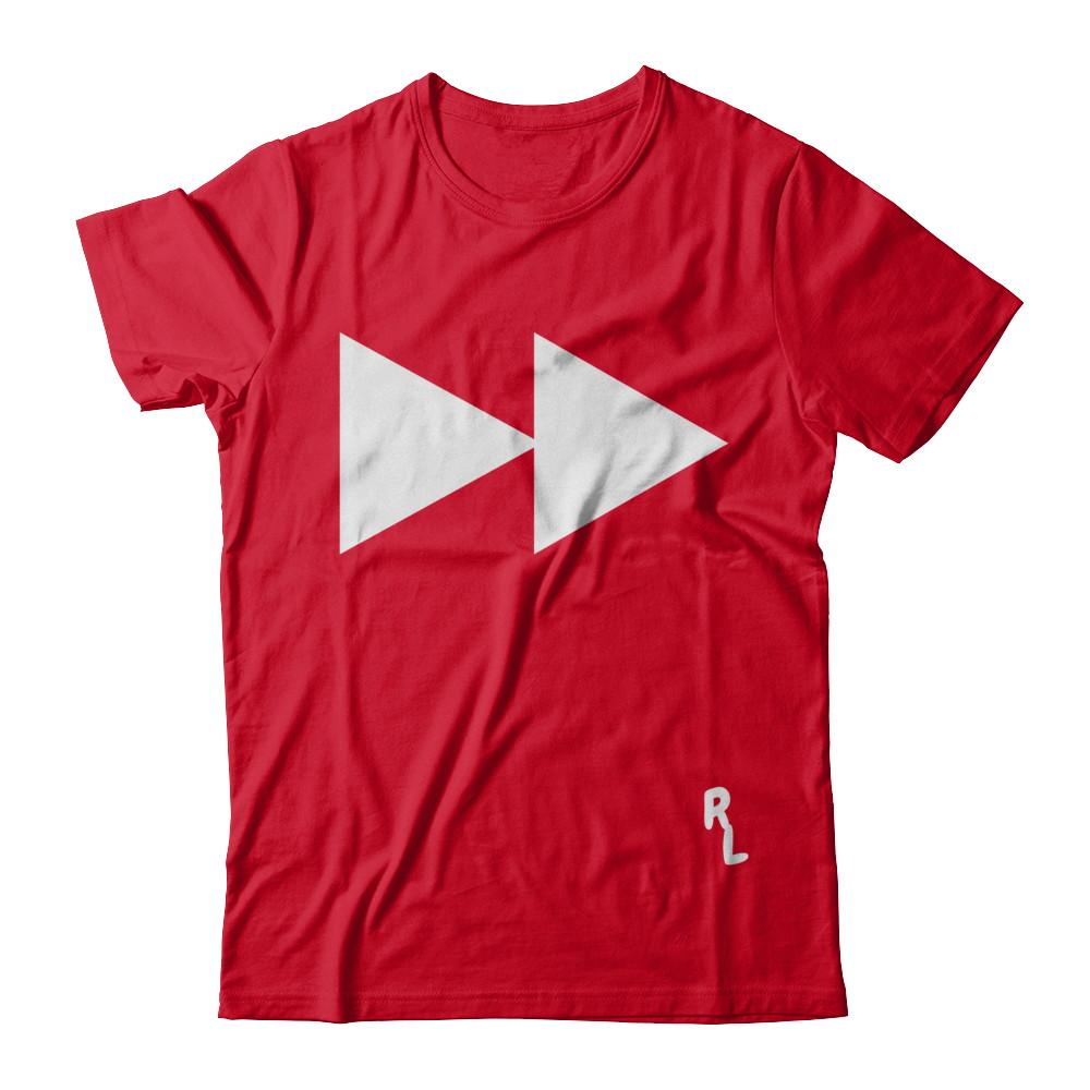 Skip And Rewind T-Shirt