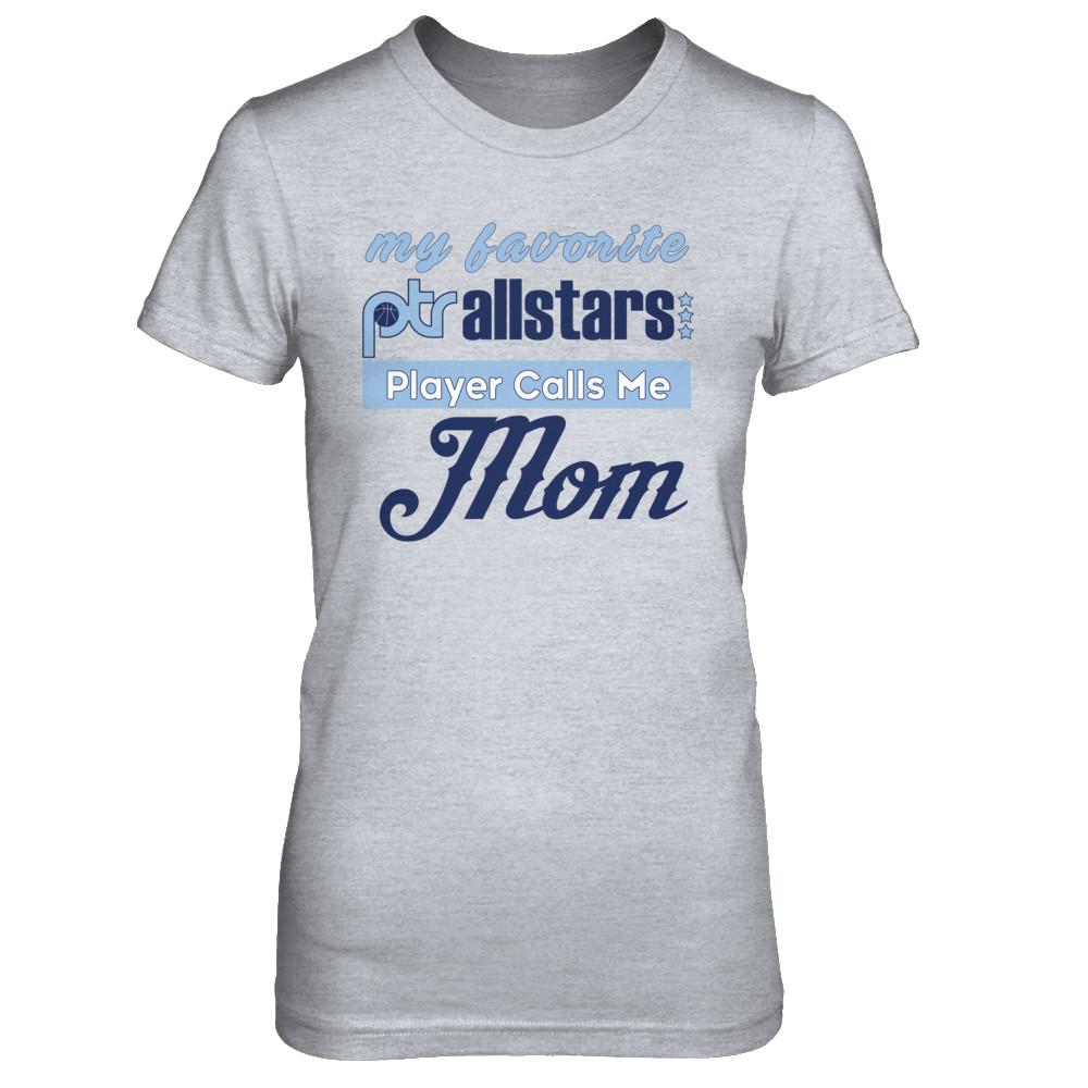 PTR Allstars My Favorite Players Mom