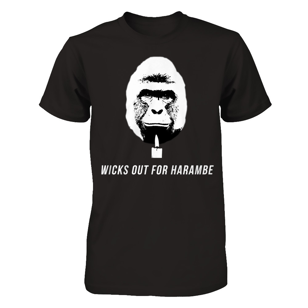 Wicks Out For Harambe