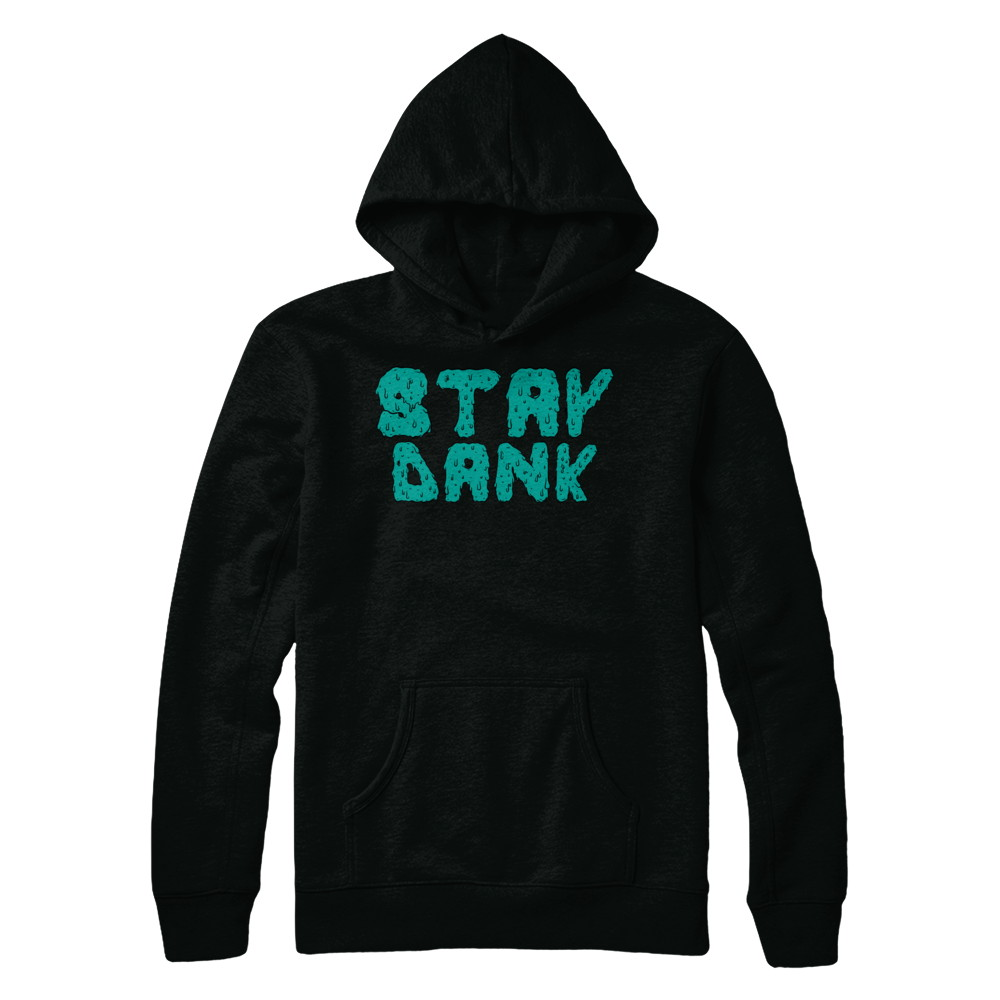 Stay Dank Grime - Teal