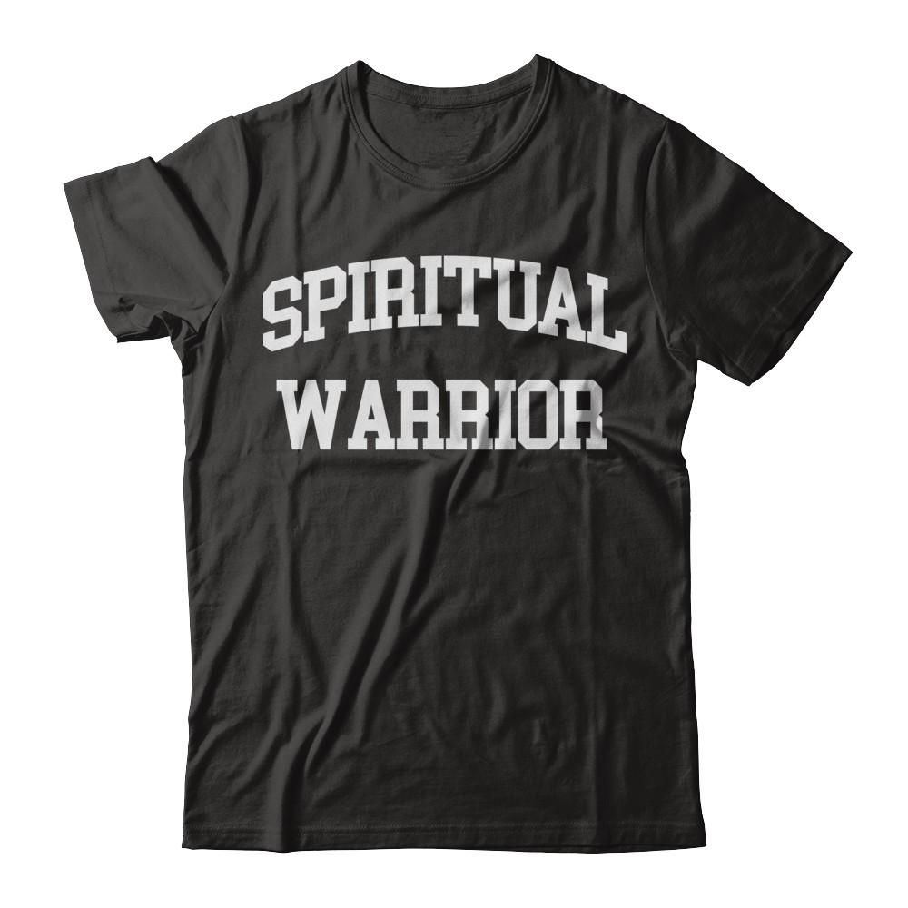 Spiritual Warrior - Black