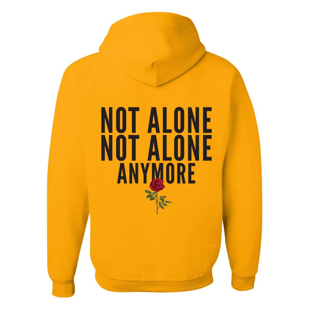 NOT ALONE - HONEY | Sebastian Olzanski