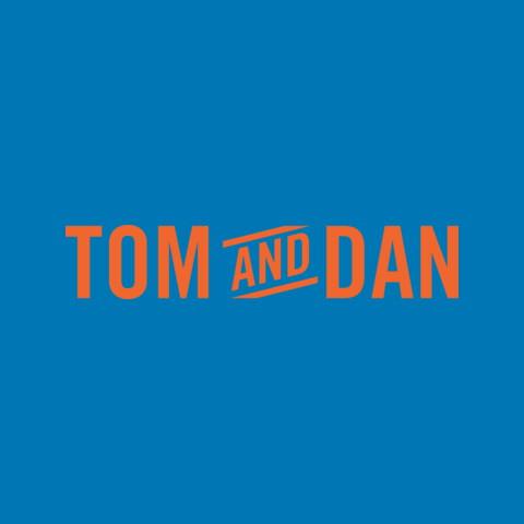 Tom and Dan Team Colors