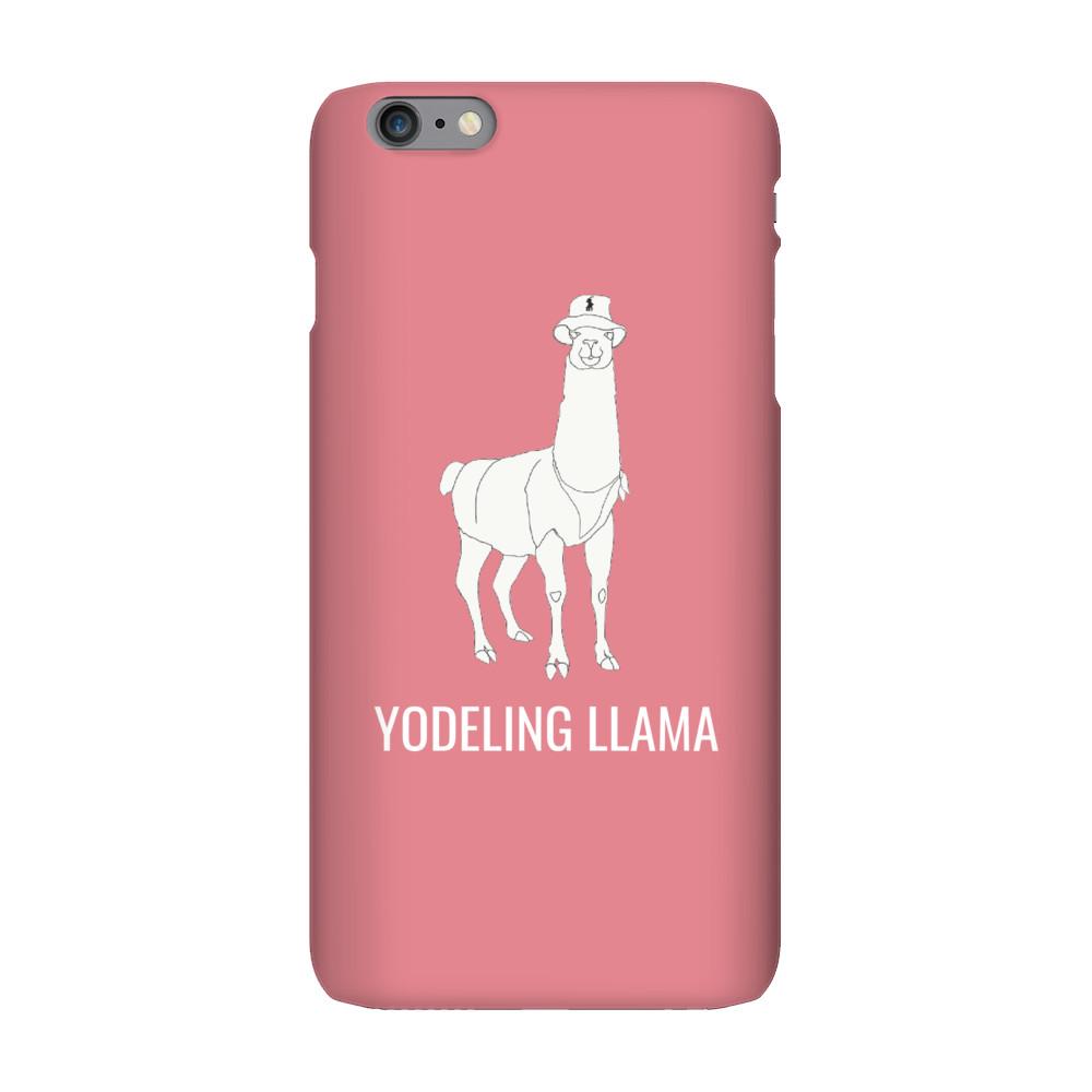 YODELING LLAMA IPHONE CASE