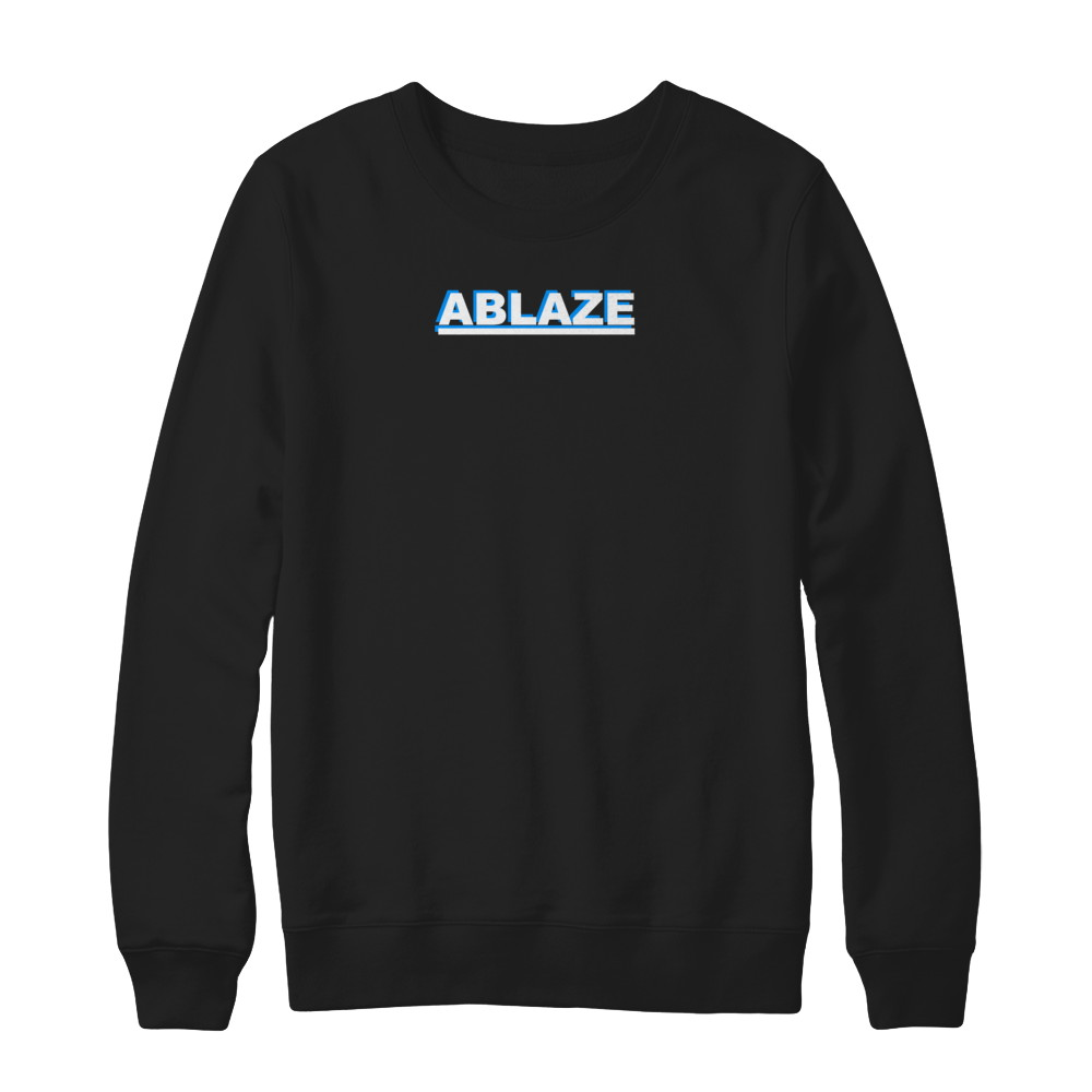 Ablaze Blue Logo