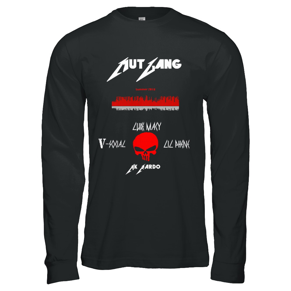 MUT Summer '18 Collection (Black Long Sleeve)