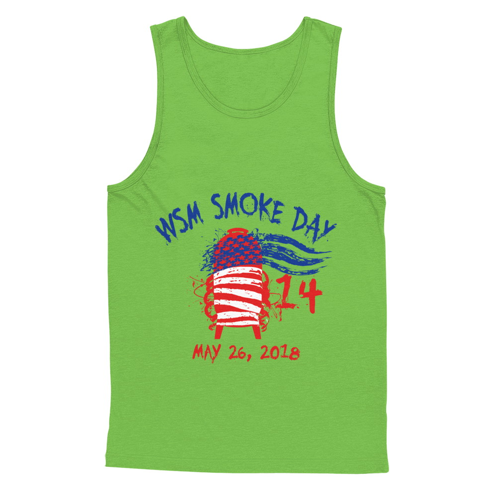 WSM Smoke Day 14: Light Color T-Shirts