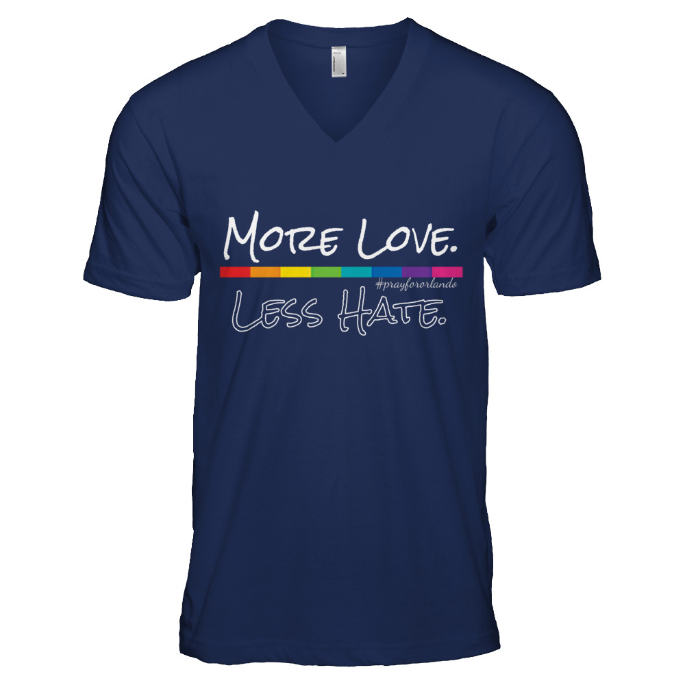 More Love. Less Hate.