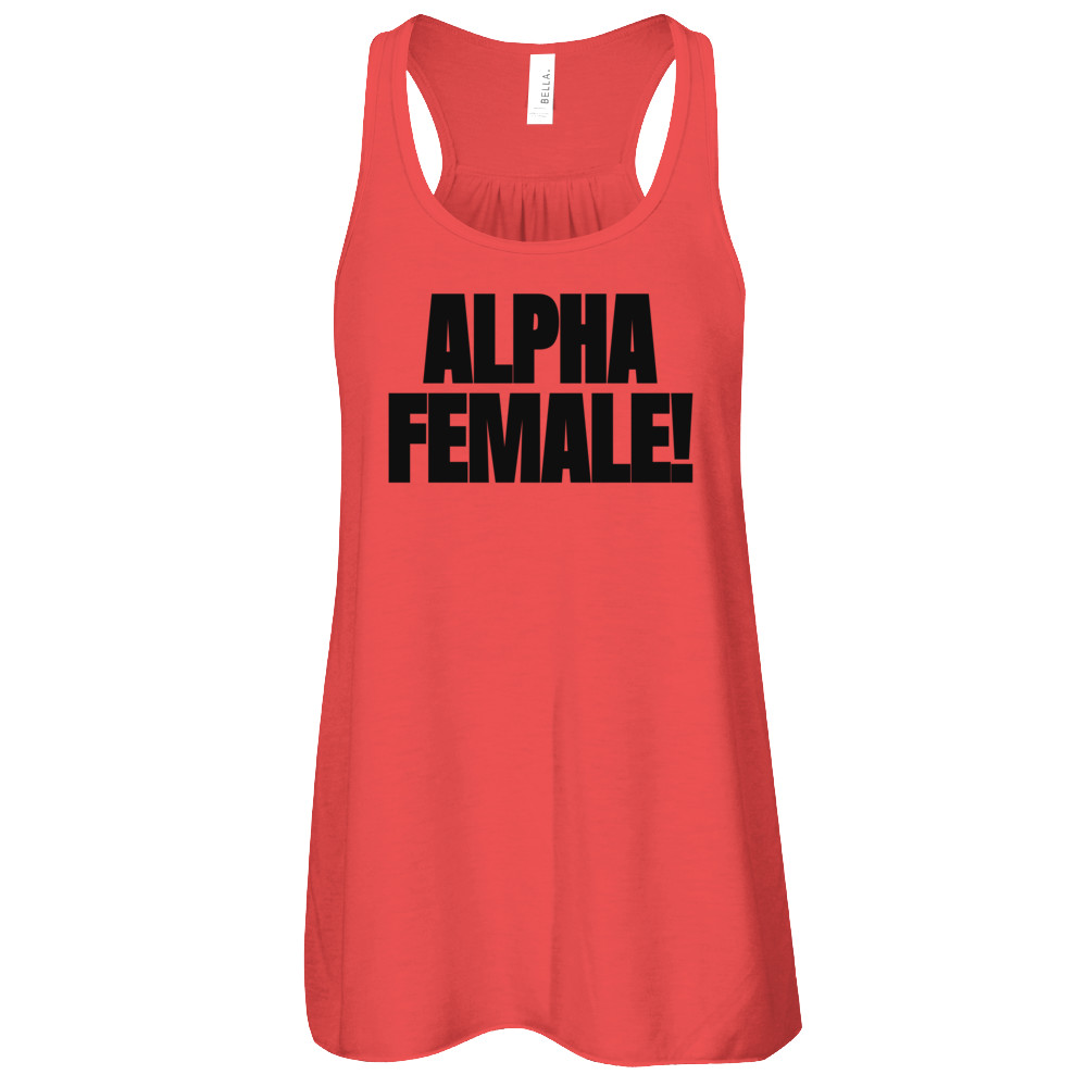 Alpha Female!