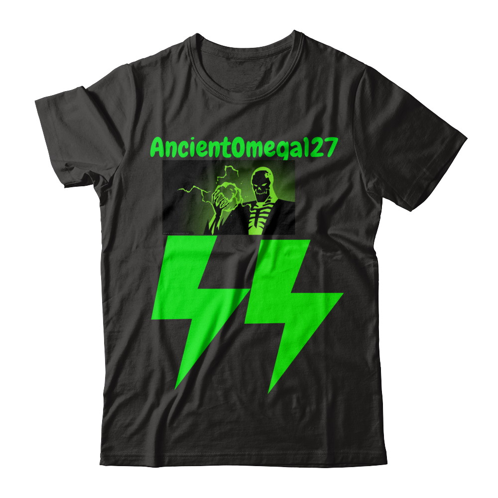 The AncientOmega127 T-Shirt!