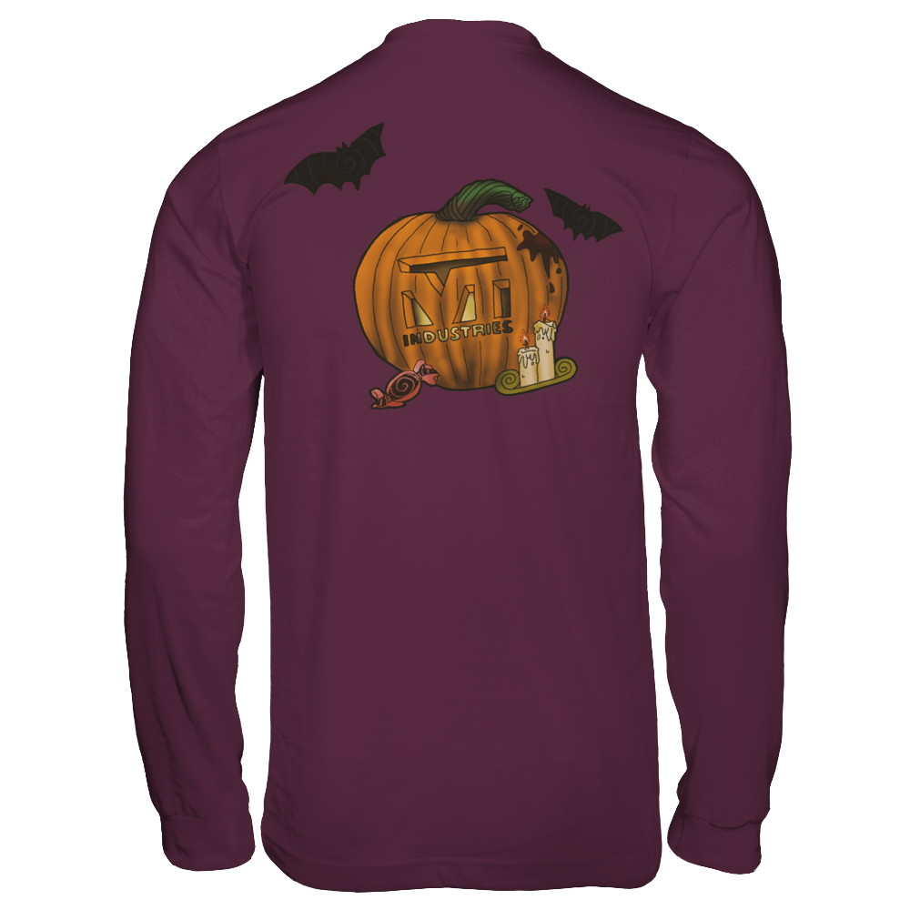 VT Industries - Halloween Charity Shirts - Bats
