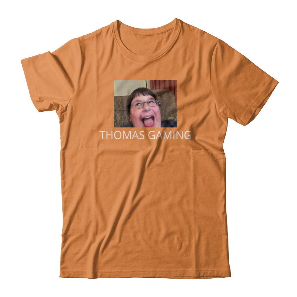 Thomas Gaming shirt