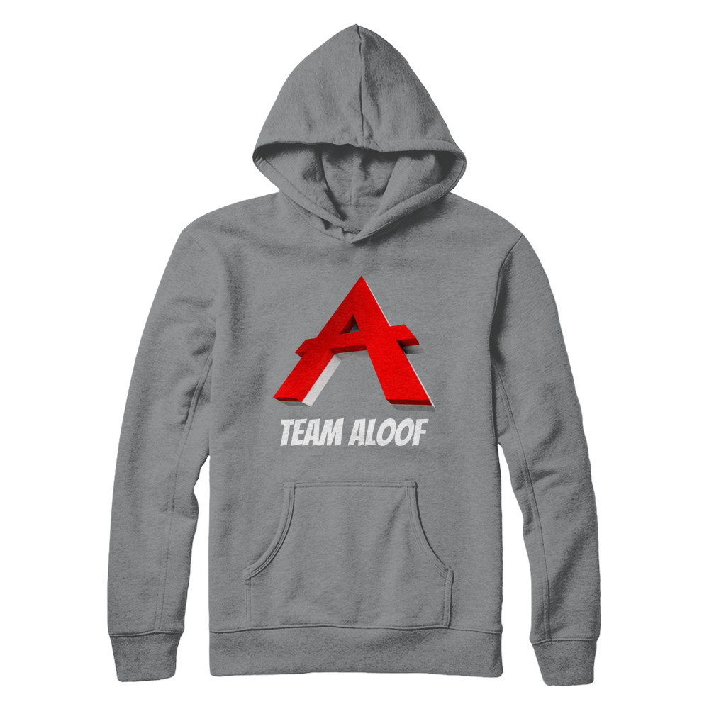 Official Team Aloof Signature Hoodie