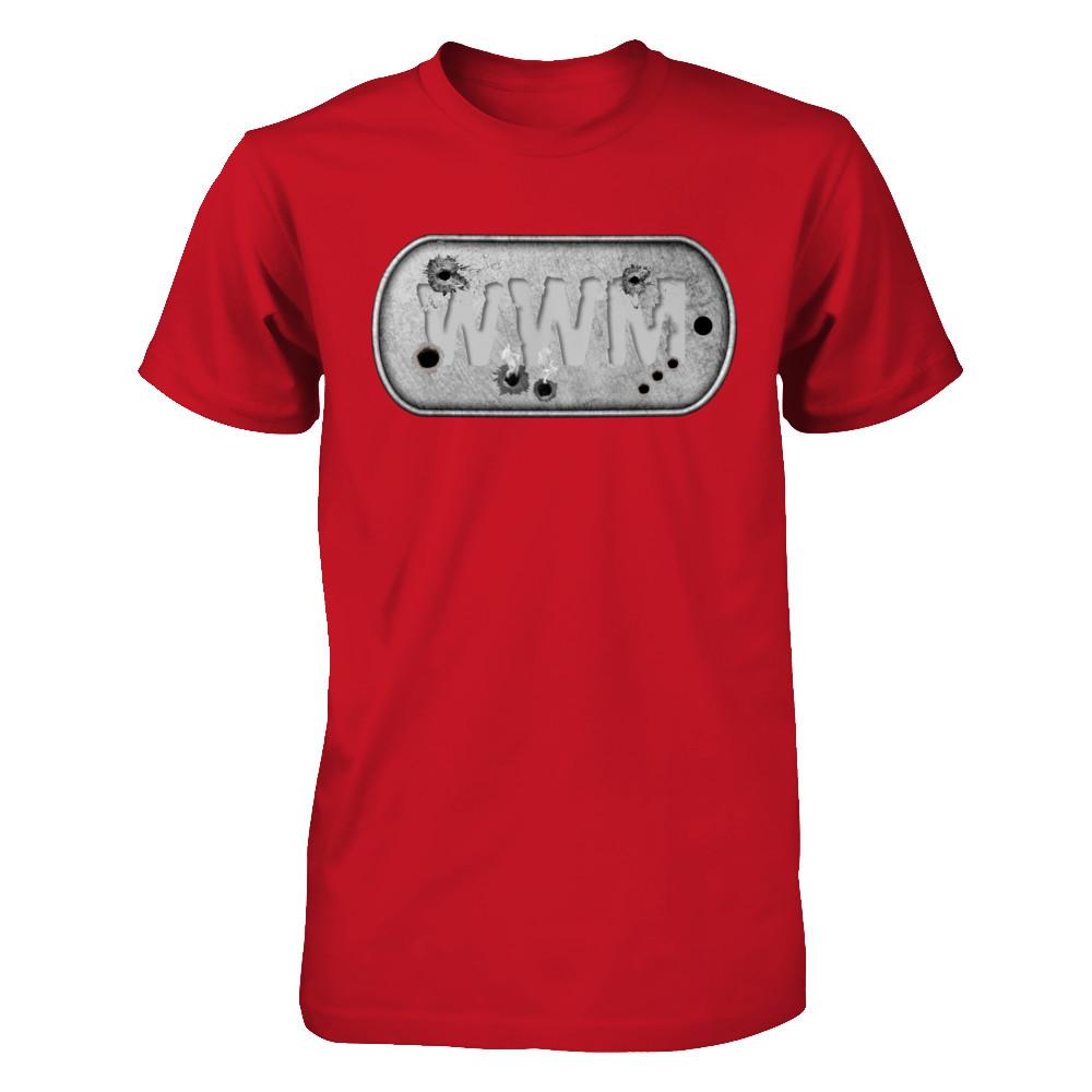 World War Media Dog Tag Shirt