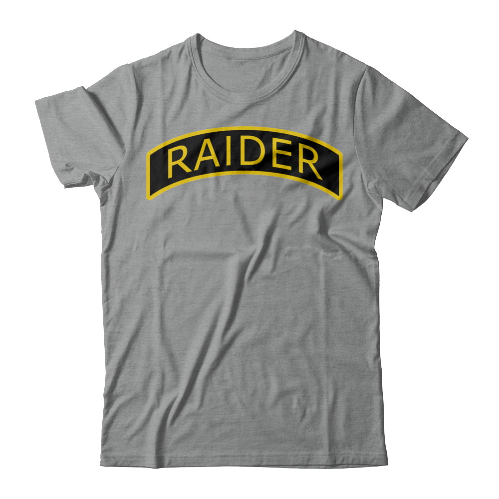 Raider shirt - Carolina heat