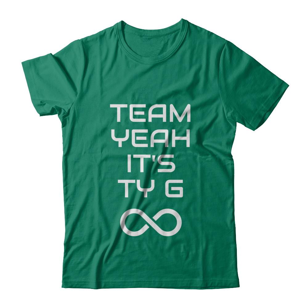 Team Yeahitstyg T-Shirts & Hoodies!