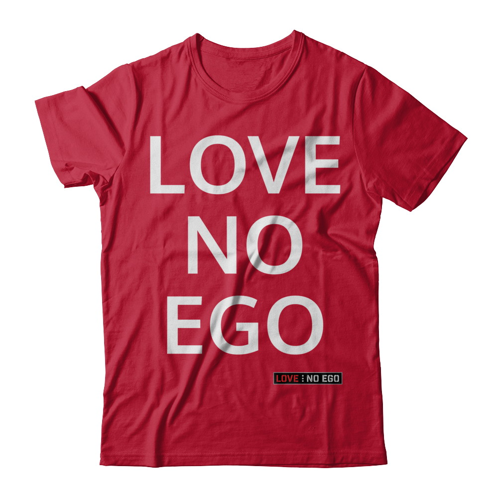YOU'RE ALREADY AWESOME LOVE NO EGO TEE