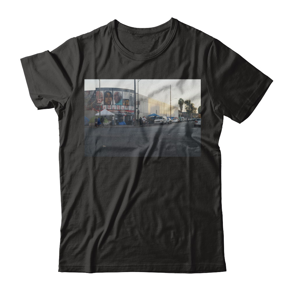 Small Glances march t-shirt