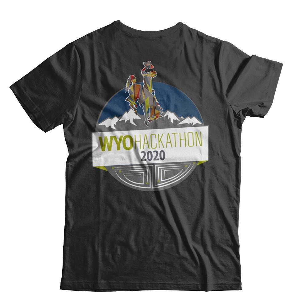 WyoHackathon Special Edition Tee