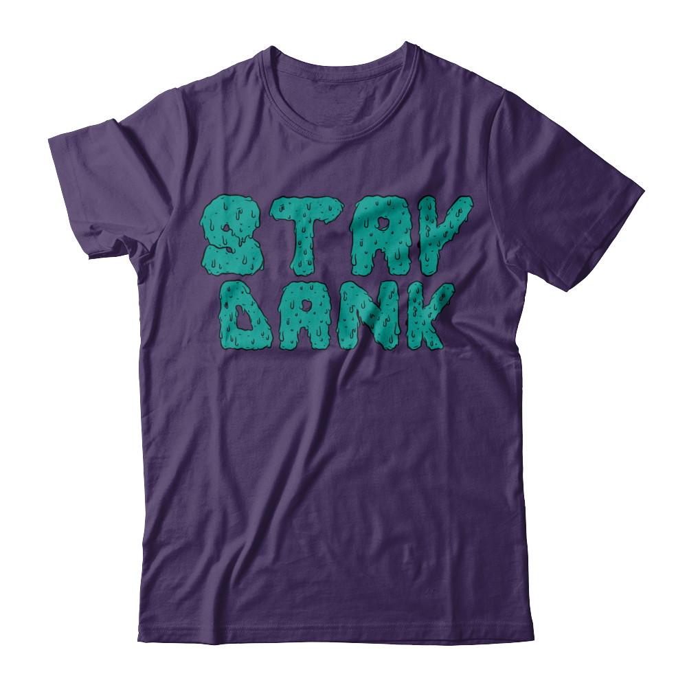 Stay Dank Grime - Teal