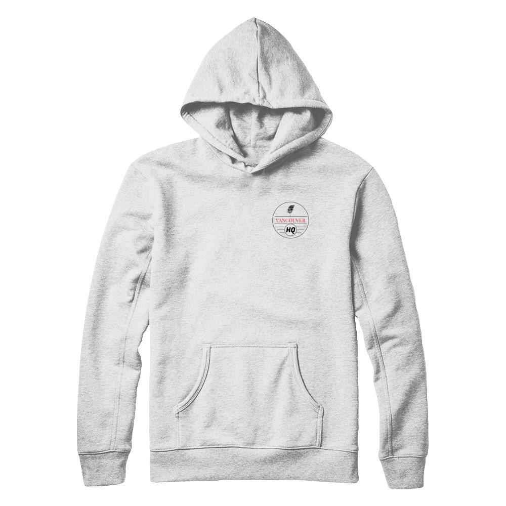 """TREE OF THE CITY"" VHQ X HANES PULLOVER HOODIE"