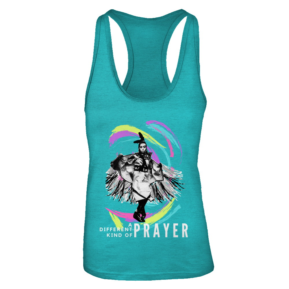 A DIFFERENT KIND OF PRAYER - TANK TOP