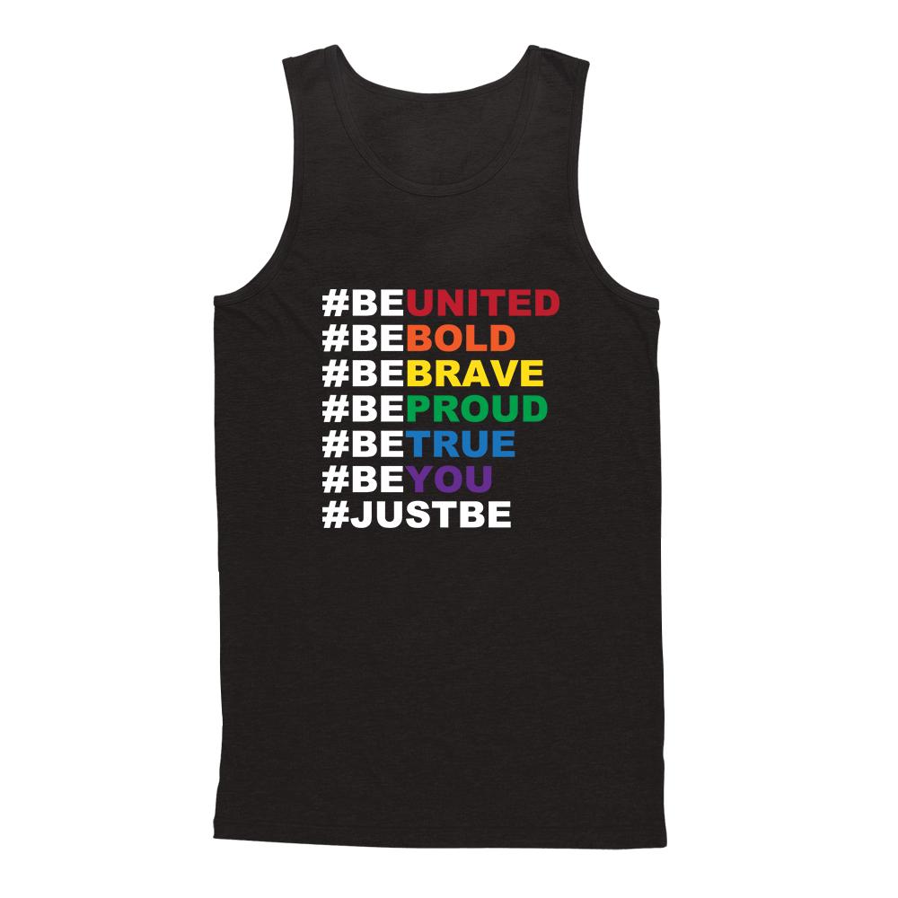 Represent Pride | Just Be Tee