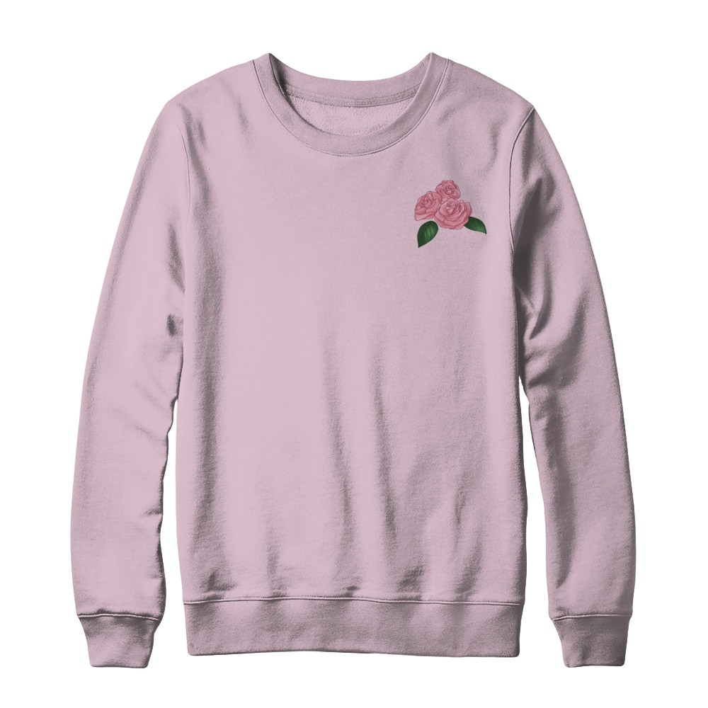 Pobster's Pink Rose Merch Line