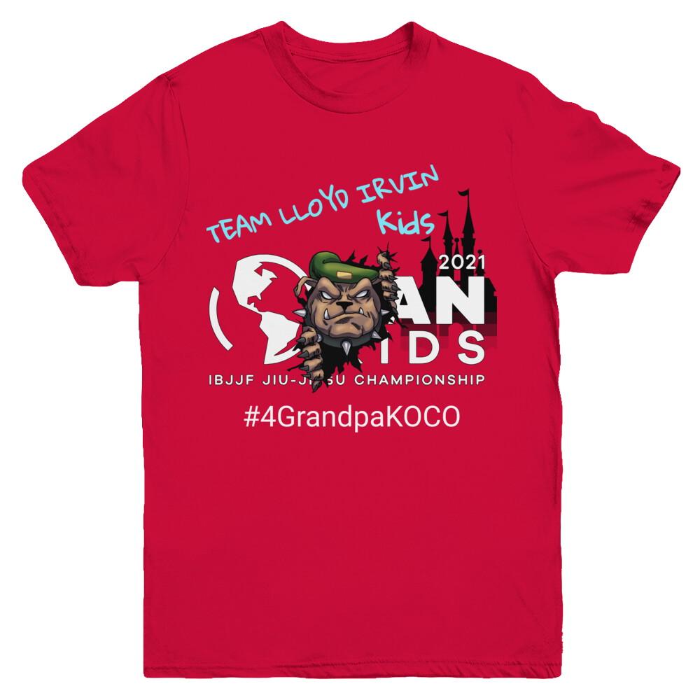 2021 TLI Pan Kids & Orlando Open  Youth Sizes