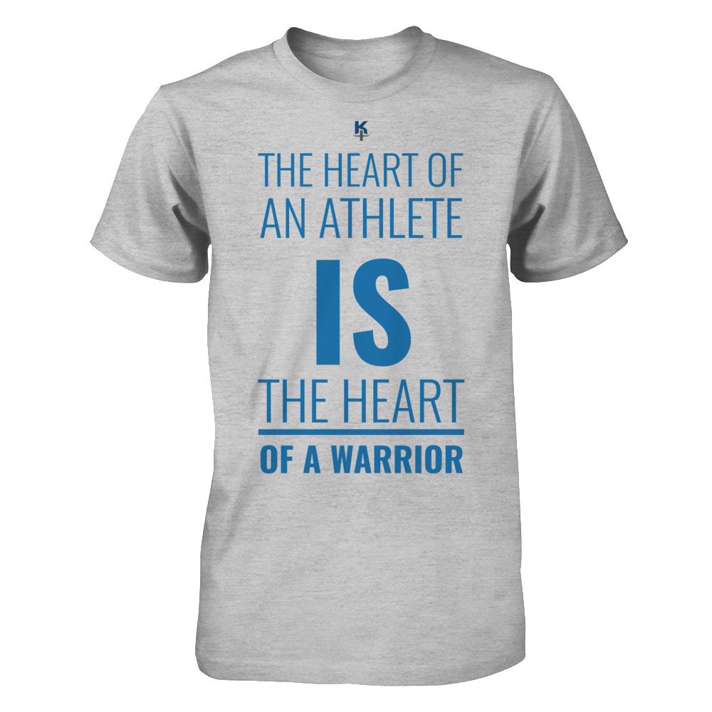The Heart of an Athlete