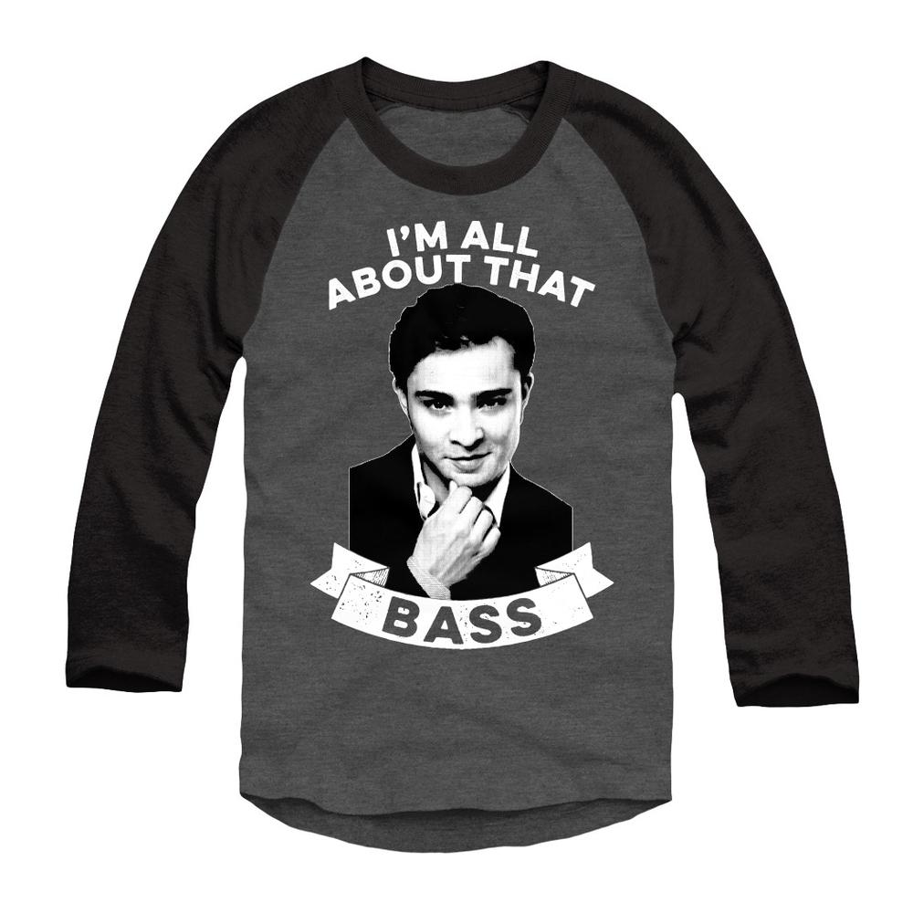 chuck bass t shirt