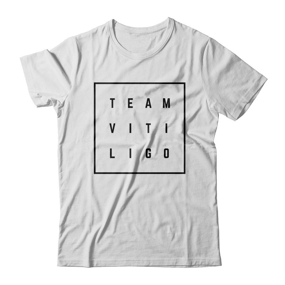 Team Vitiligo Box Tee