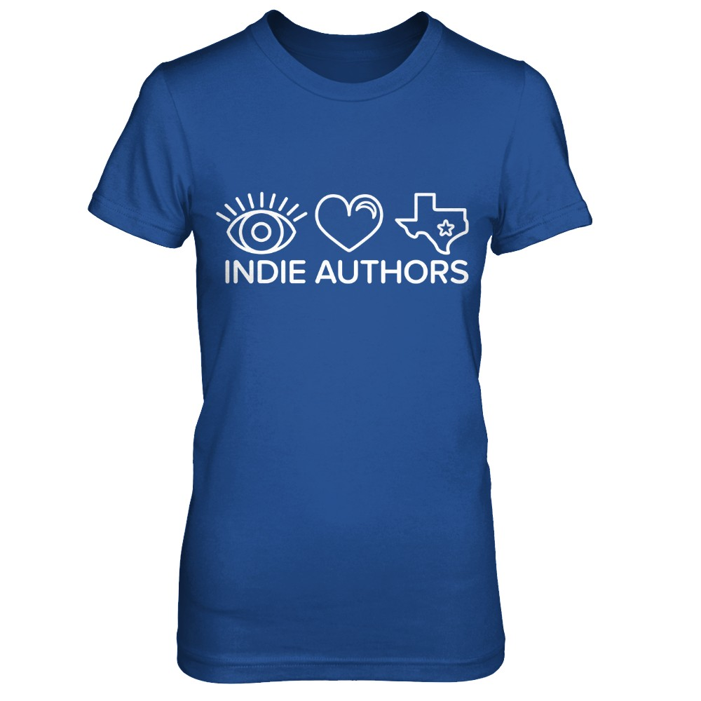 Texas Indie Author T Shirts