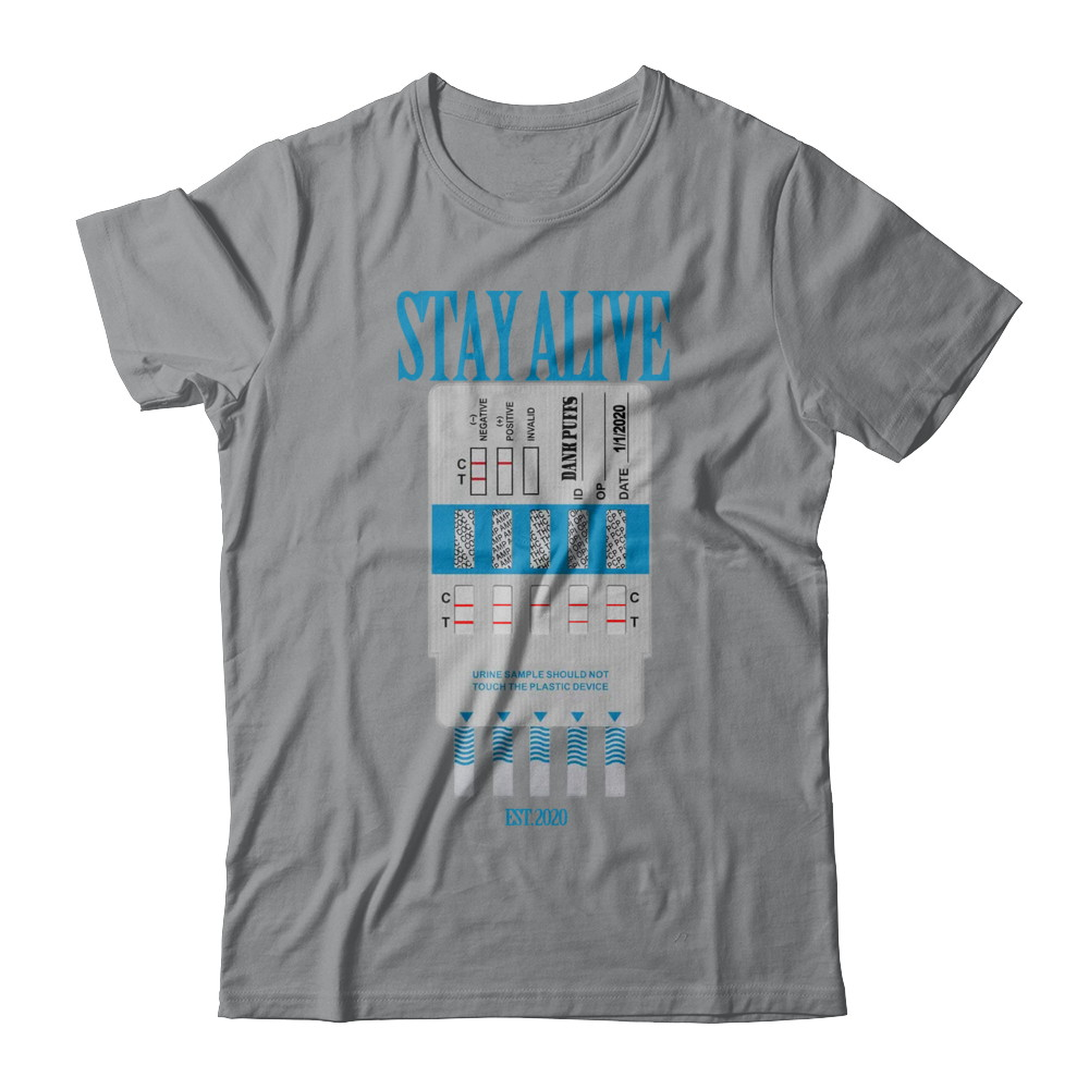 Stay Alive Merch