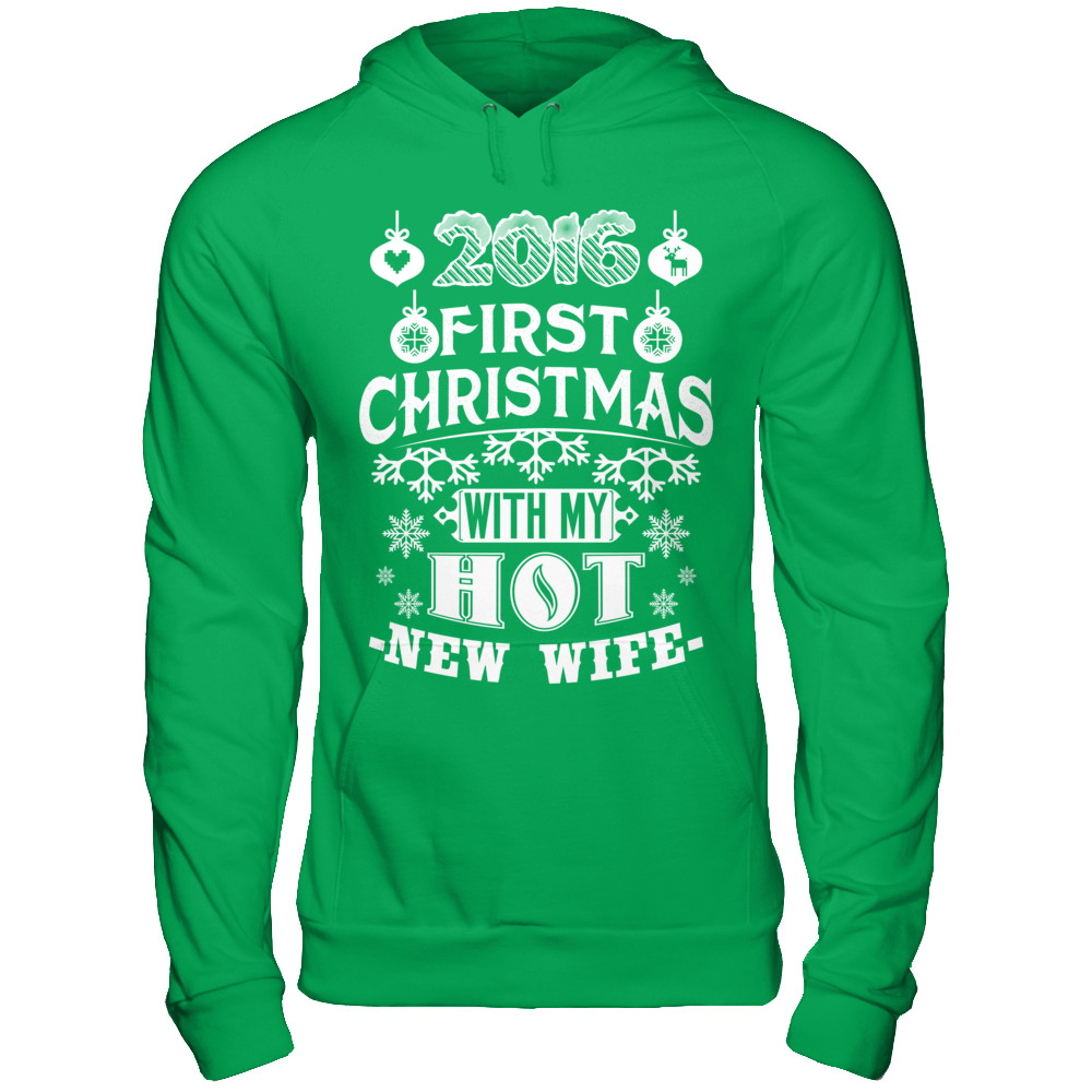 1st Christmas With Hot New Wife