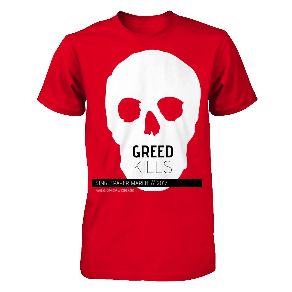 Singlepayer March 2017 T-shirt