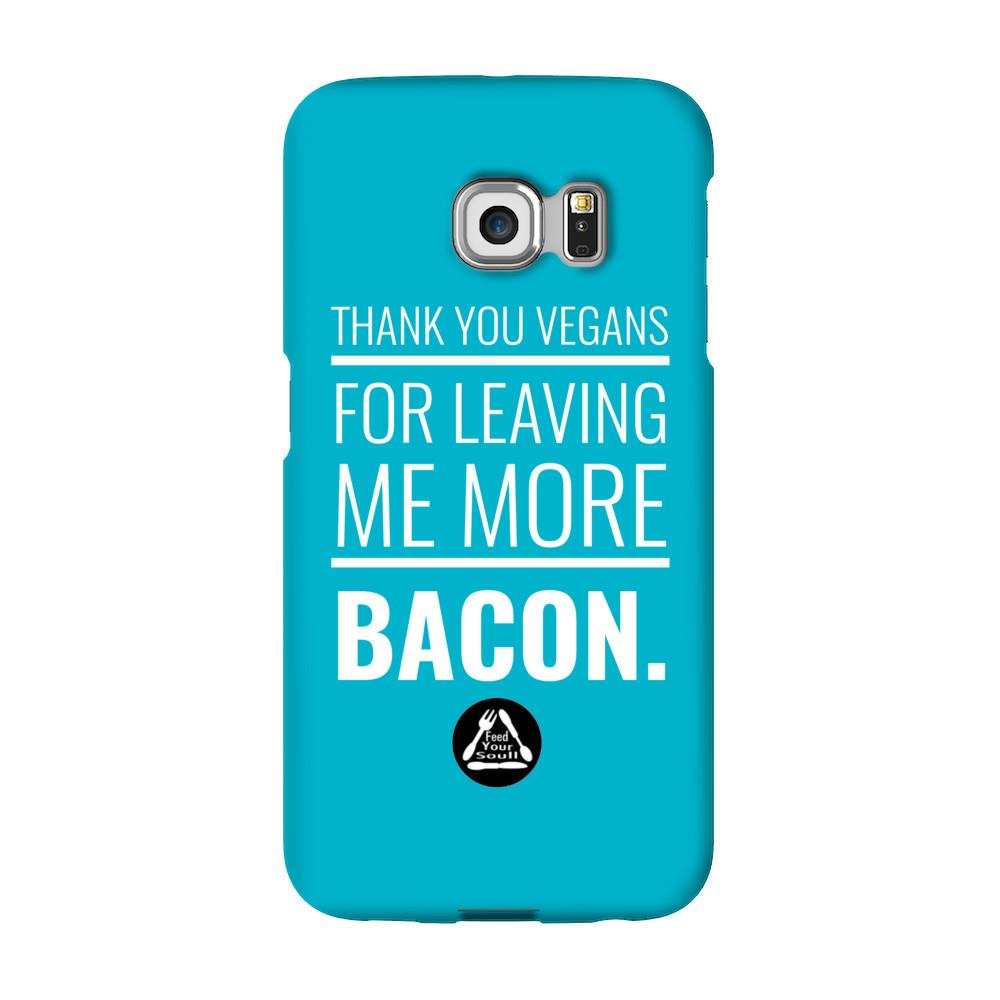 Thank you Vegans. Phone Case.