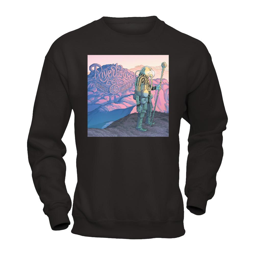 2017 Rivertown Comics sweatshirt