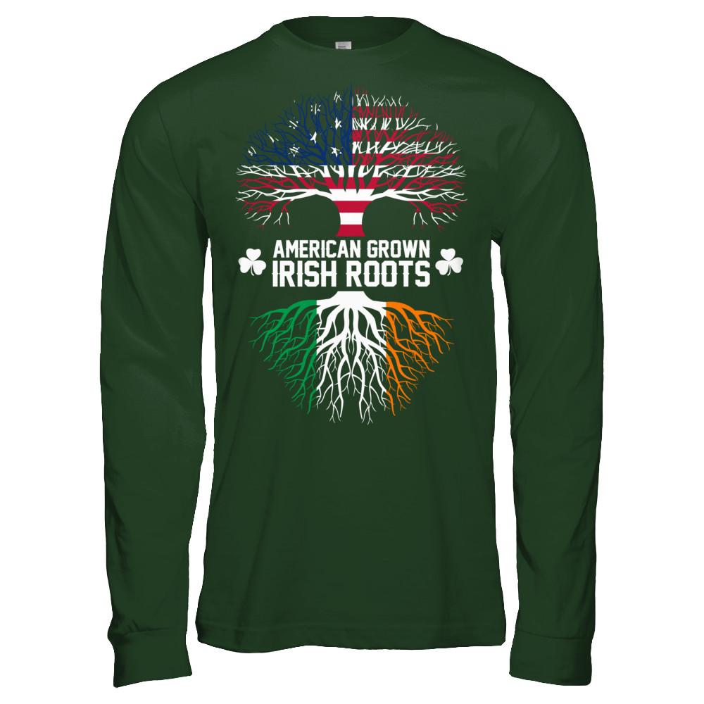 American Grown, Irish Roots!