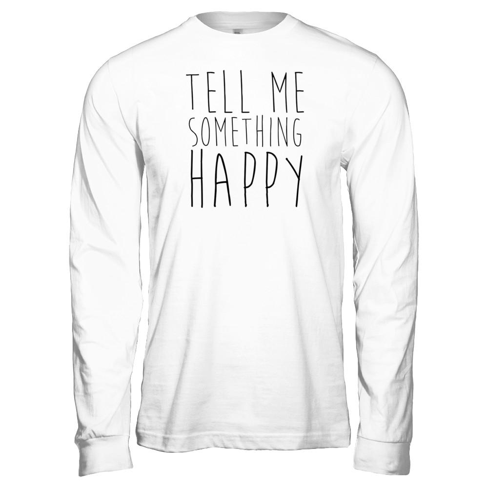 Tell Me Something Happy