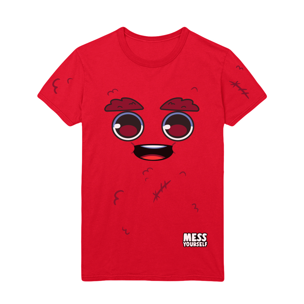 Official MessYourself Tee