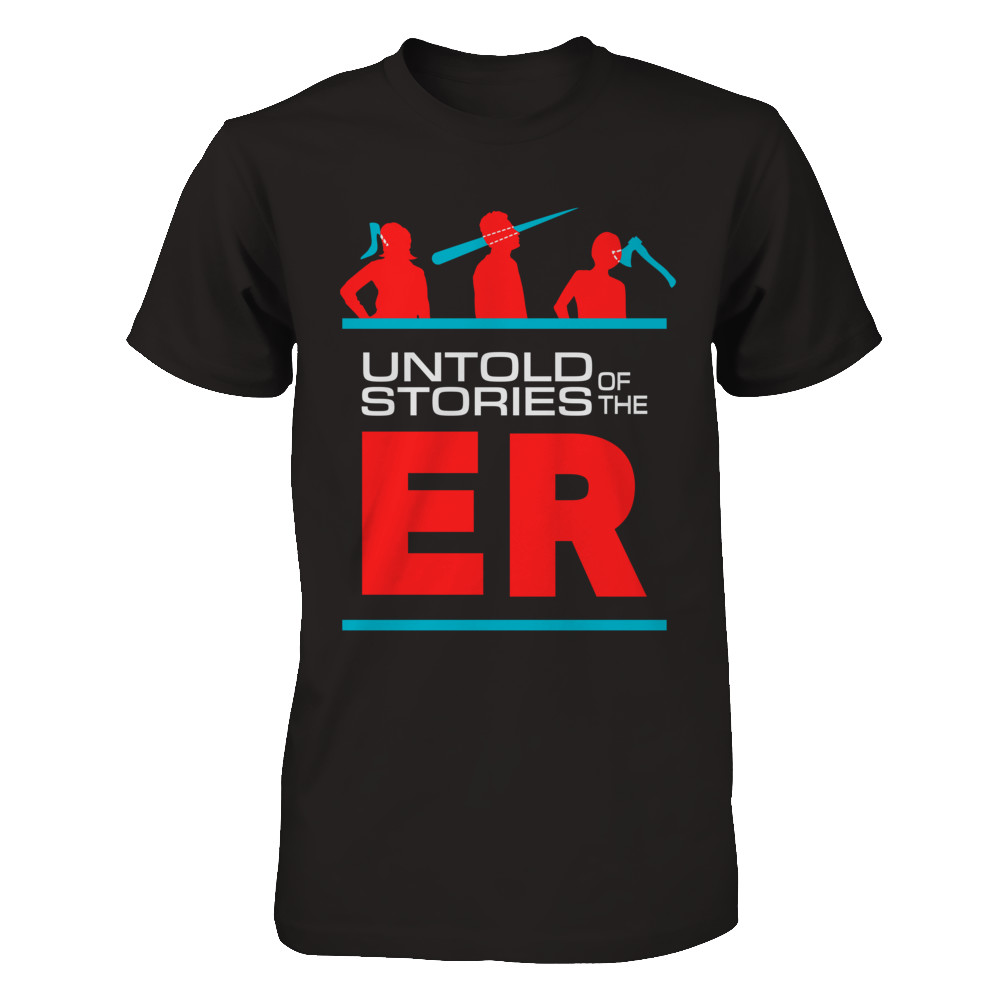UNTOLD STORIES OF THE ER Ltd. Edition Tee