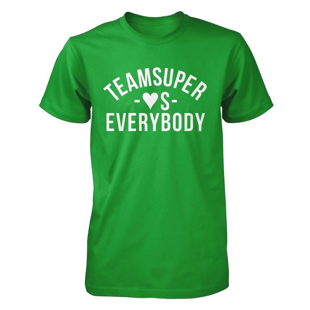 TEAM SUPER <3'S EVERYBODY