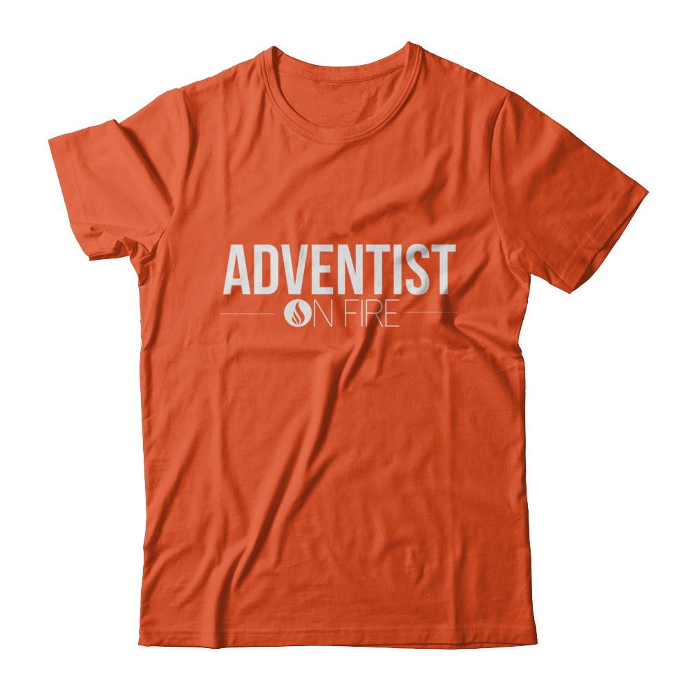 Adventist On Fire / T Shirt
